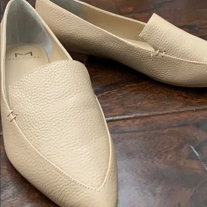 Marc Fisher Shoes - Nude loafers